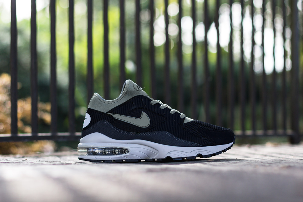 Pure Sneaker Site Platinum Air De Nike Max La Le Black 93 IxARf