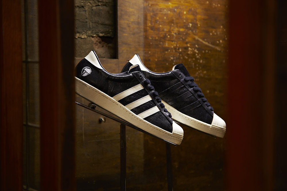 adidas consortium x dassler superstar 80s '10th anniversary pack'