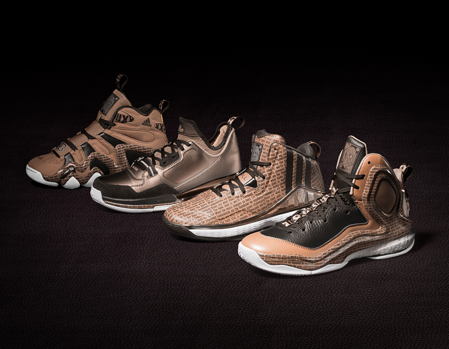 low priced 2fd64 fd89b ... top quality adidas basketball black history month collection 2015 3105d  e0155
