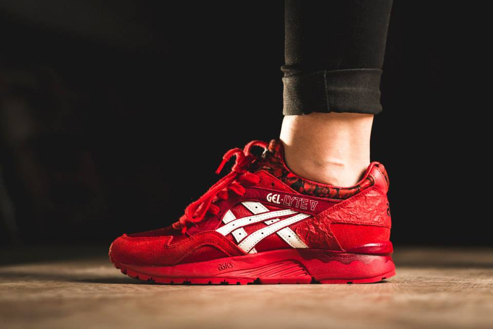 asics gel lyte v valentine 39 s day le site de la sneaker. Black Bedroom Furniture Sets. Home Design Ideas