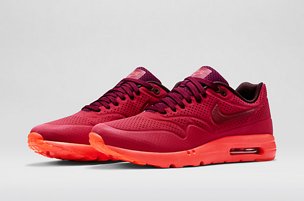 nike air max ultra rouge