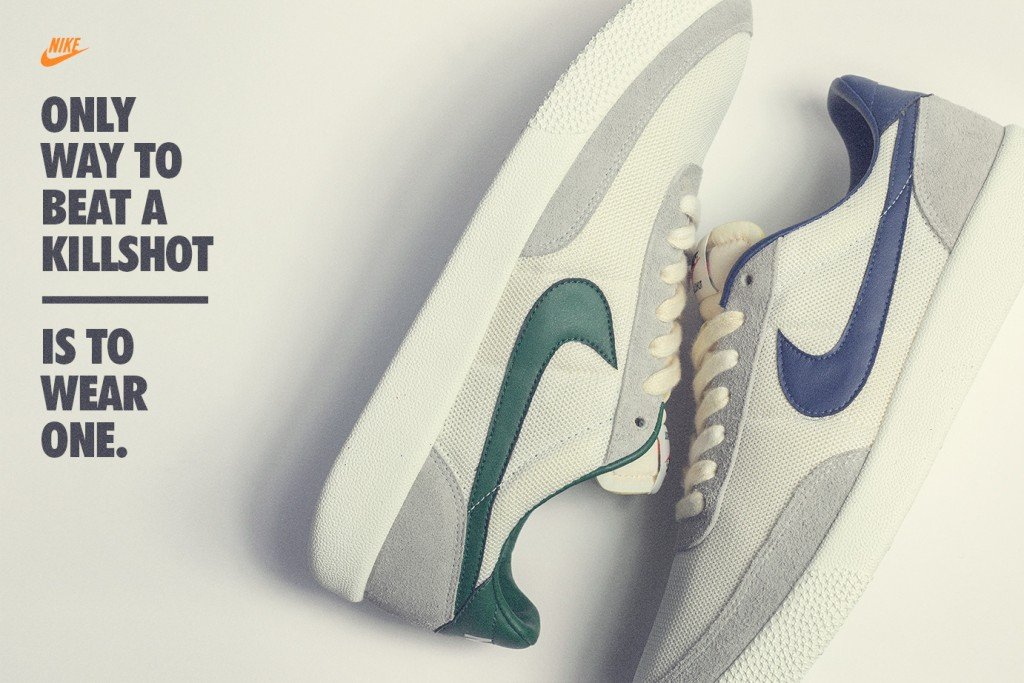 sneakers for cheap cb72c a8152 Nike Killshot - size? Exclusives - Le Site de la Sneaker