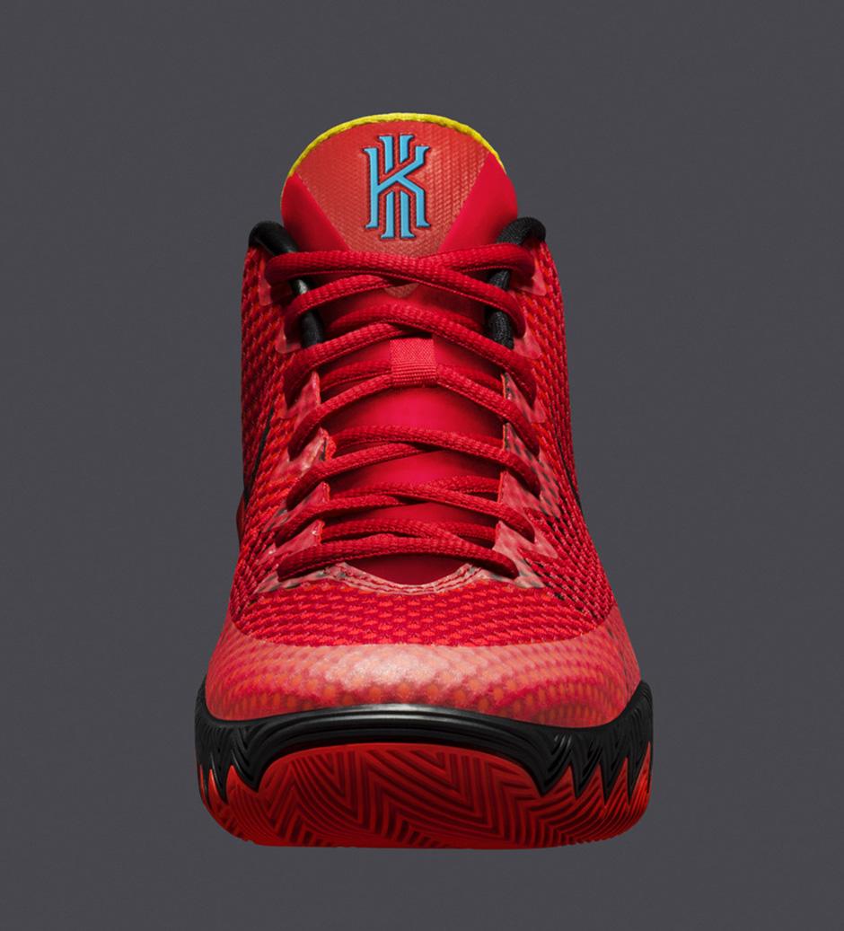 Nike Kyrie 1 Deceptive Red - Date de sortie - Release date