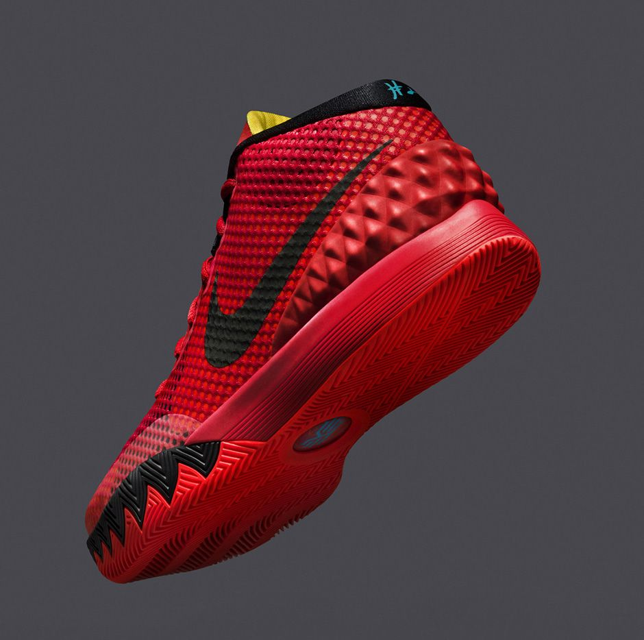 Nike Kyrie 1 Deceptive Red - Le Site de la Sneaker