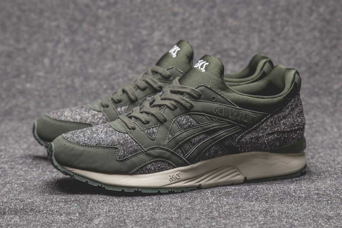 sneakersnstuff x asics gel lyte v tailor pack le site de la sneaker. Black Bedroom Furniture Sets. Home Design Ideas