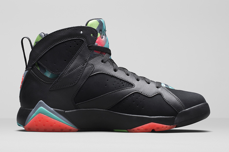 Air Jordan 7 Marvin the Martian Barcelona Nights