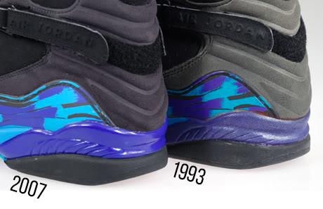 ca7a366596 Air Jordan 8 Retro Aqua 2015 - Le Site de la Sneaker