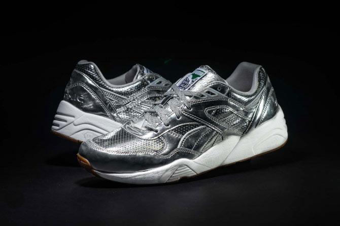 1a203e76357 Alife x Puma R698 Metallic Silver - Le Site de la Sneaker