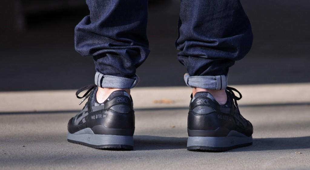 Asics Zapatos Negro Lyte En Gel GchvjOYM4