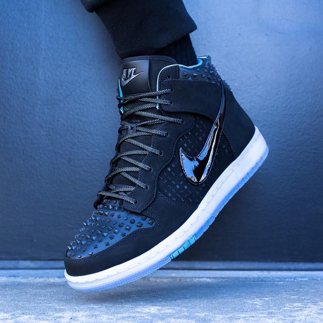 best service bce06 8d7da Nike Dunk High CMFT Premium All-Star 2015 - Le Site de la Sneaker
