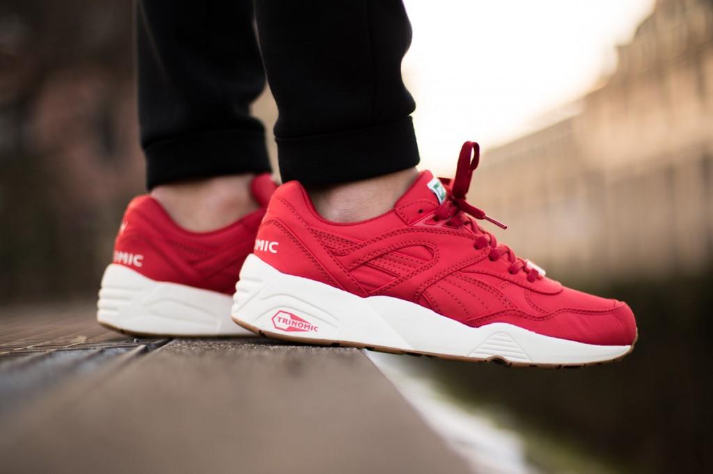 puma r698 rouge