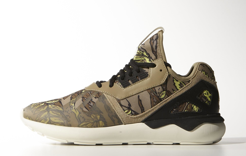 adidas Originals Tubular Runner Seaweed Camo Pack Le