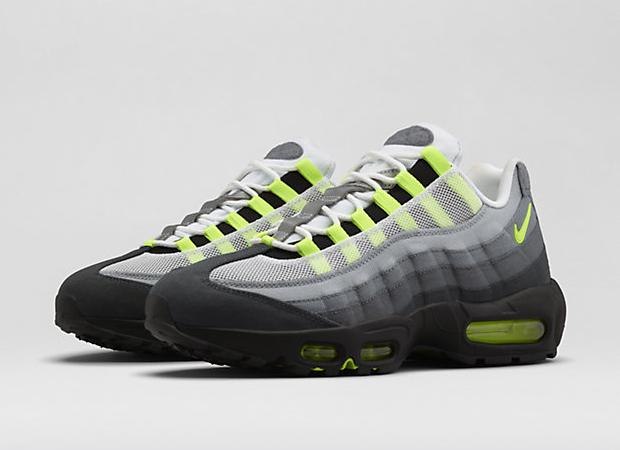 6d97d2e5356e40 Nike Air Max 95 OG Neon Patch - Le Site de la Sneaker