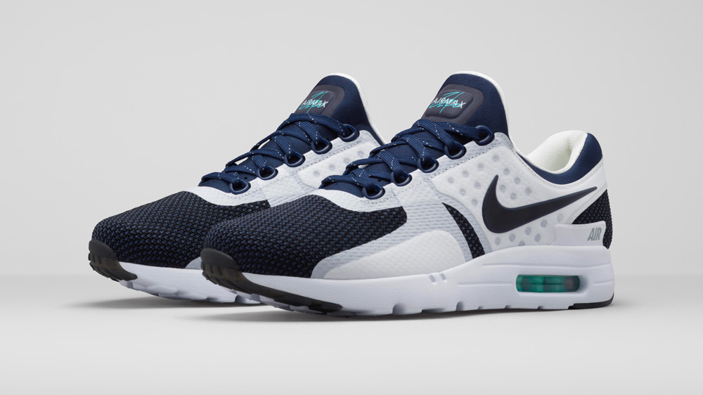 San Francisco 5c69b f4d6e Nike Air Max Zero Navy