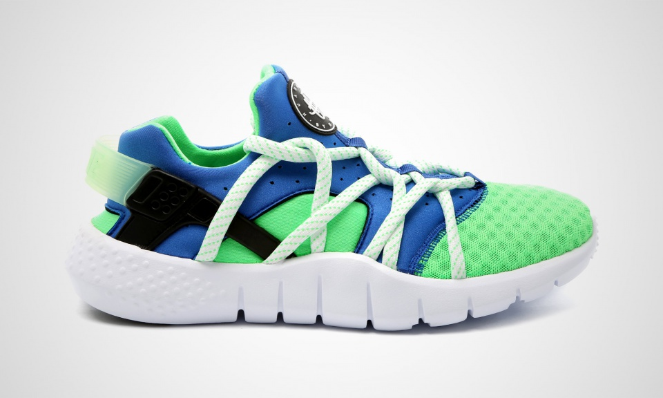 Nike Huarache NM Scream Green