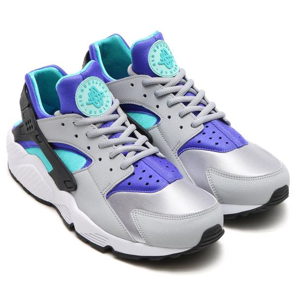 save up to 80% newest best authentic Nike WMNS Air Huarache Wolf Grey/Persian Violet - Le Site de la ...