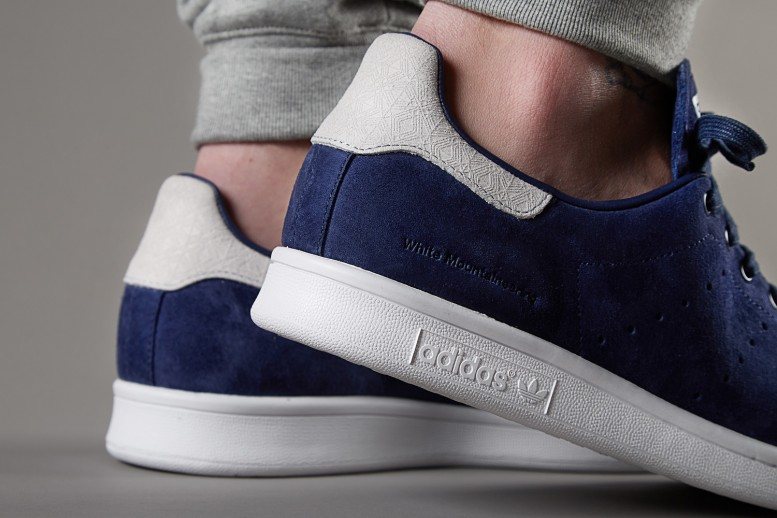 the best attitude 3cf2d e473c White Mountaineering x adidas Originals Stan Smith Pack