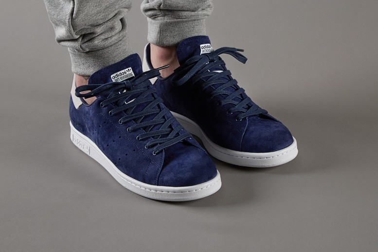 adidas stan smith blue navy