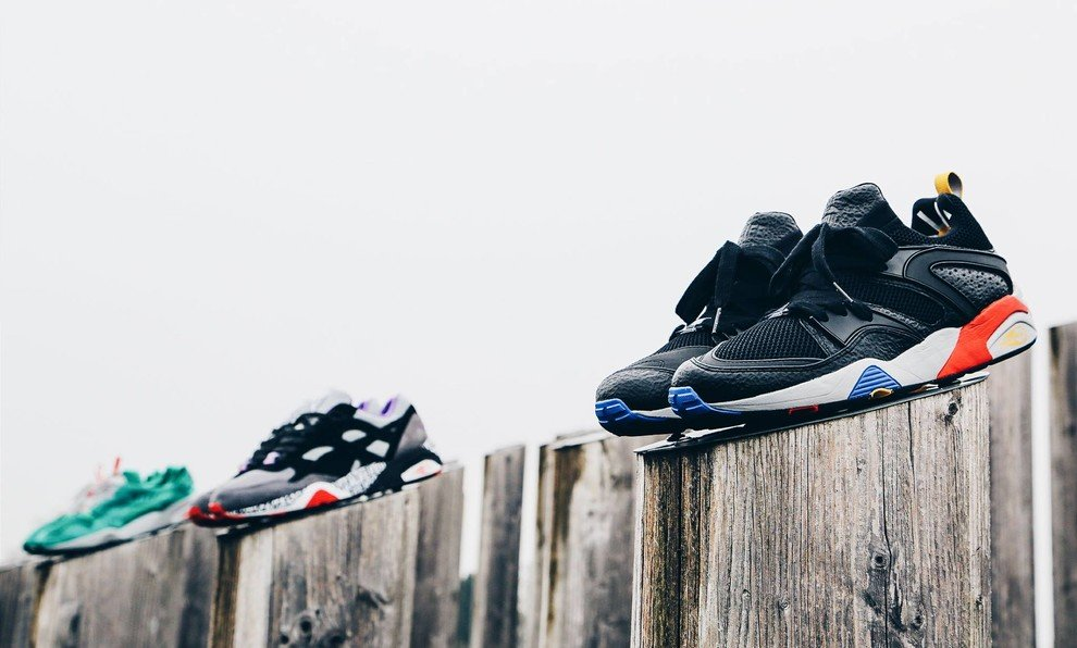 PUMA x ALIFE Collection Sneakers Eté 2015 Le Site de la