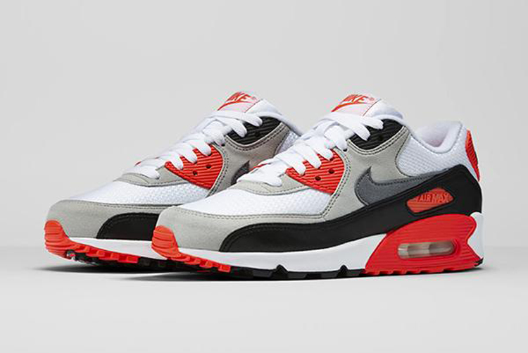 magasin en ligne 143b5 3d16a Nike Air Max 90 Infrared 2015