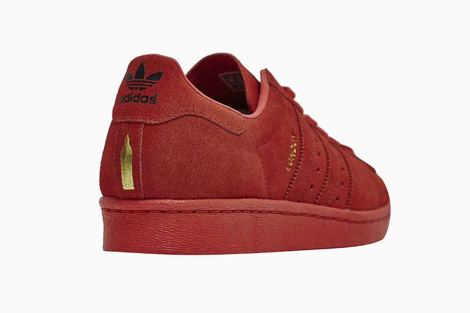 adidas rouge superstar