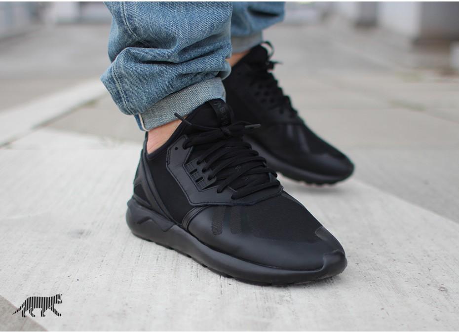 adidas tubular runner noir