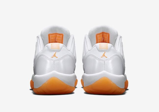 lowest price 6bfd4 d051d air-jordan-11-low-gs-citrus-2015-5