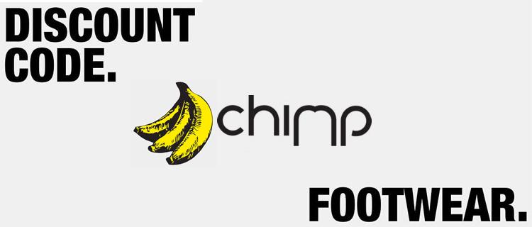 code promo the chimp store 20 sur toutes les sneakers le site de la sneaker. Black Bedroom Furniture Sets. Home Design Ideas