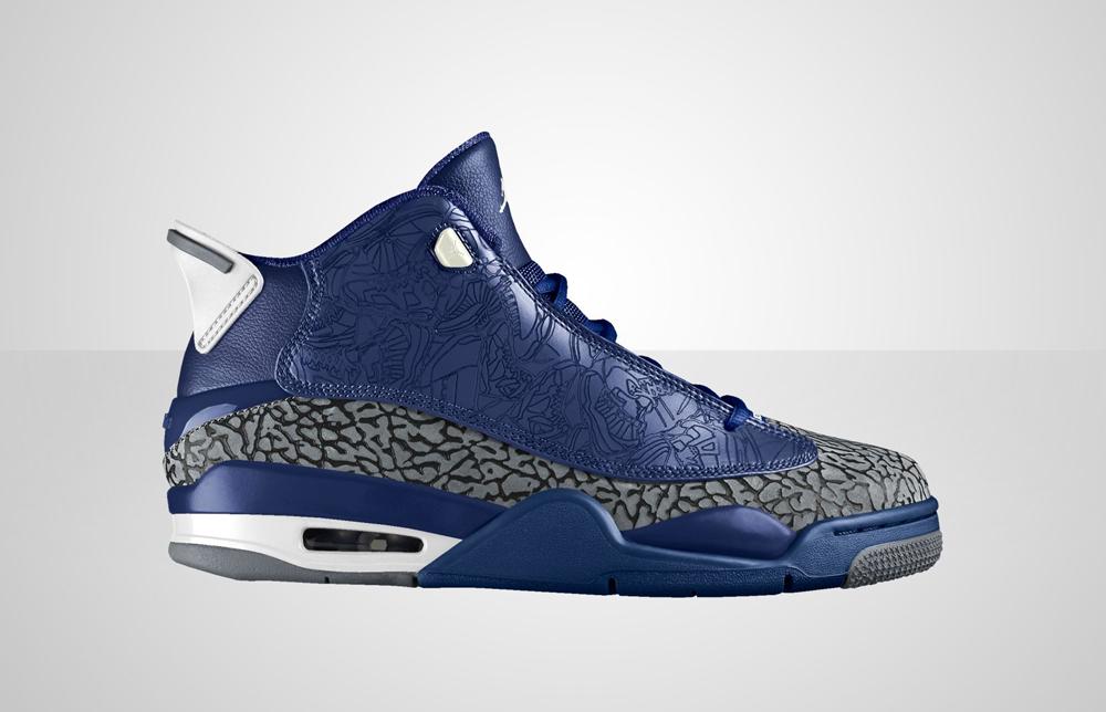 e17c241bcb57 La Jordan Dub Zero disponible sur NIKEiD - Le Site de la Sneaker