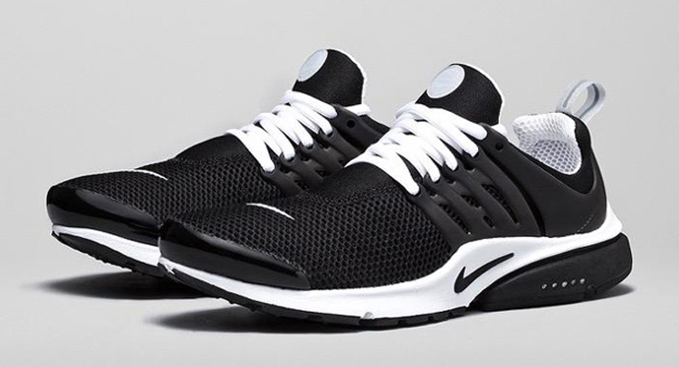 newest b0442 8003f Nike Air Presto BR QS Black White - Le Site de la Sneaker