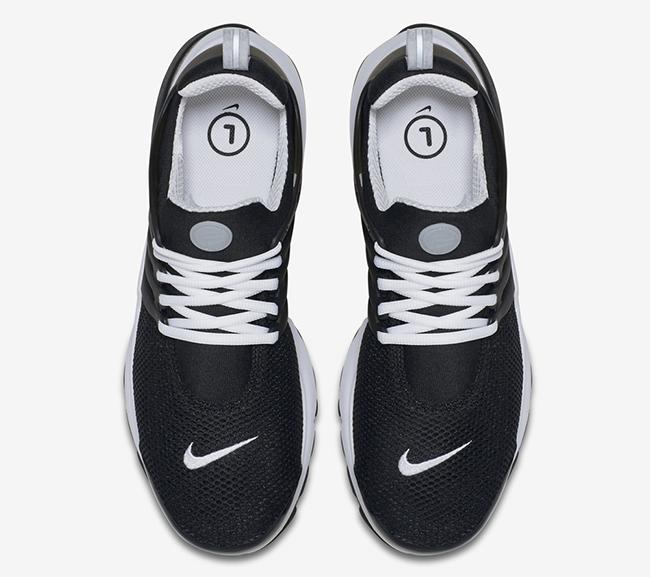 Nike Presto Femme Noir