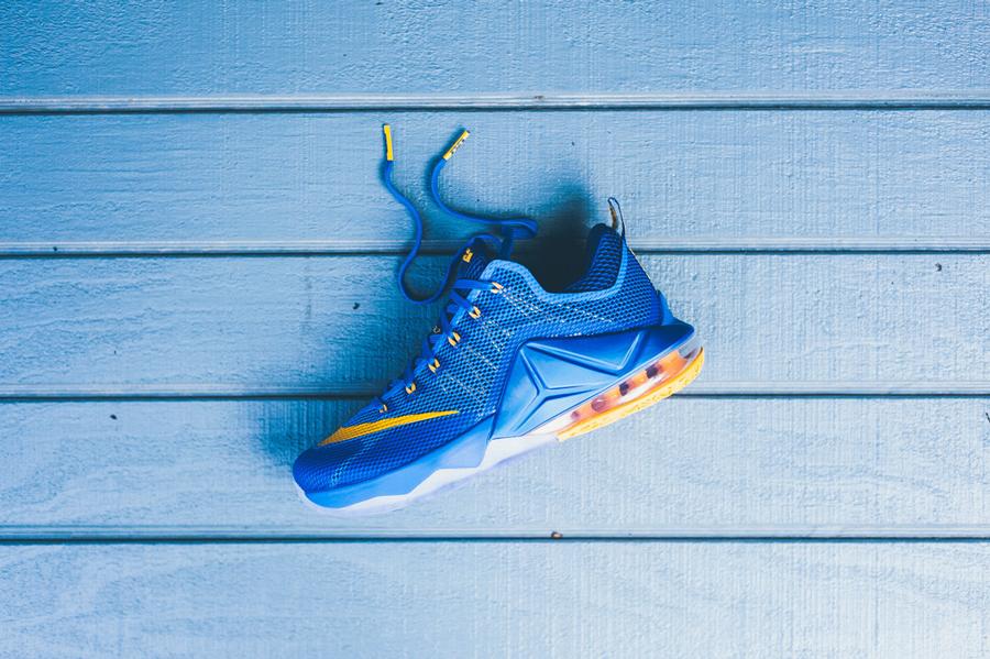 ec2f2dd1327 Nike LeBron 12 Low