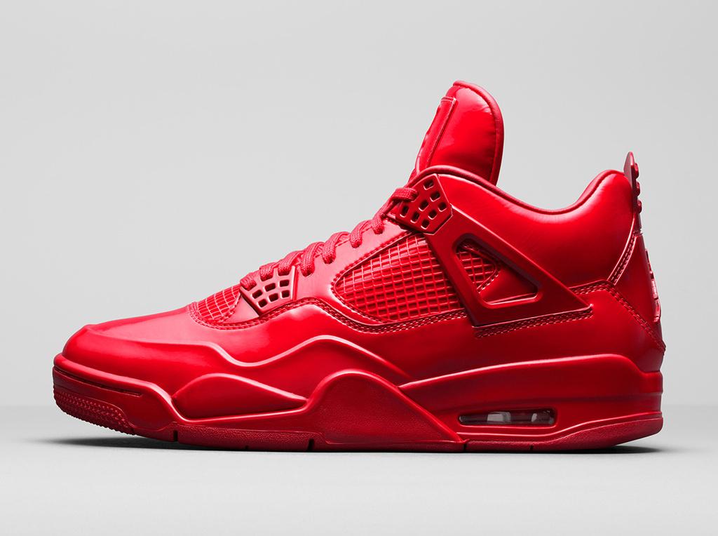 online retailer 4b551 6a047 Air Jordan 11LAB4 Red