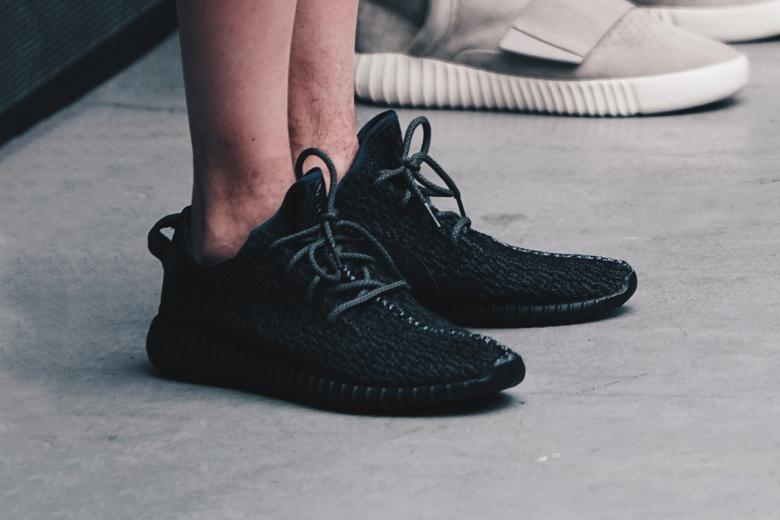 adidas yeezy histoire