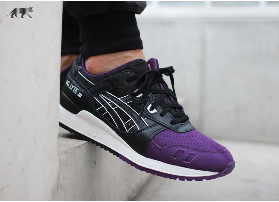 le dernier 3222a 2e6ec Asics Gel Lyte III 'Purple Toe'