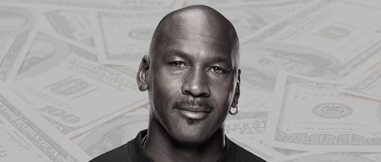 magasin en ligne fe5dd a7289 Voici comment Michael Jordan gagne et dépense son argent ...