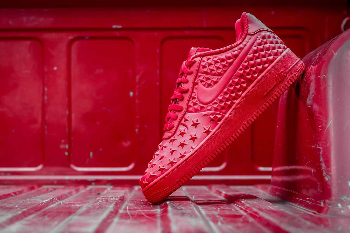 air force 1 lv8 rouge
