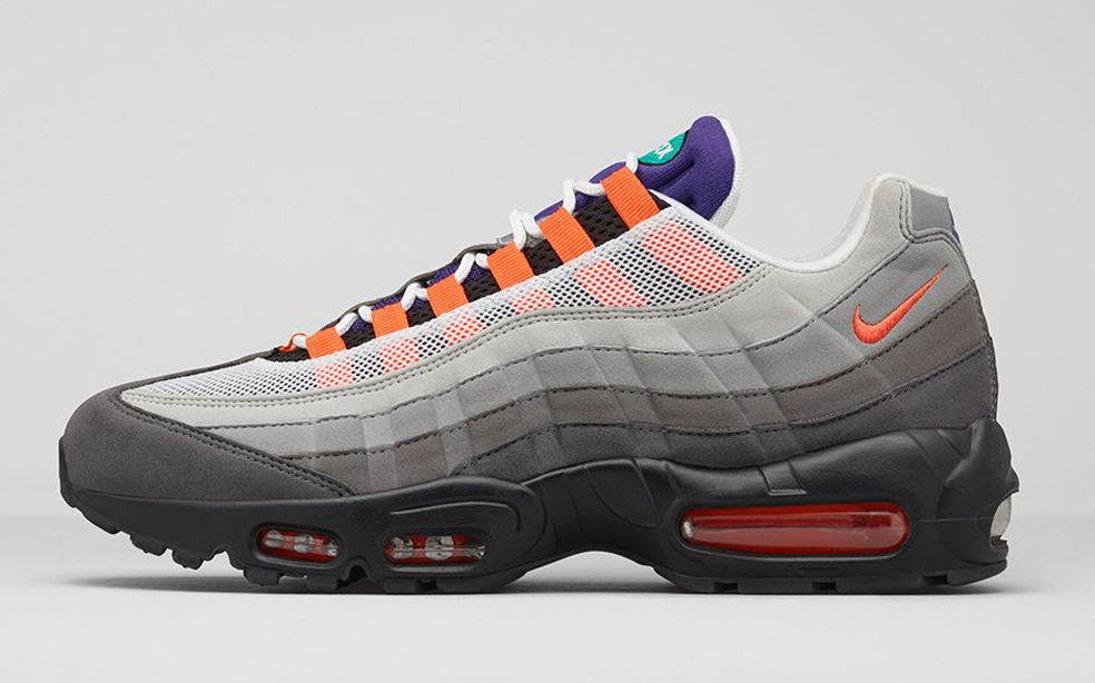 separation shoes 39437 b4106 Nike Air Max 95 'What The'