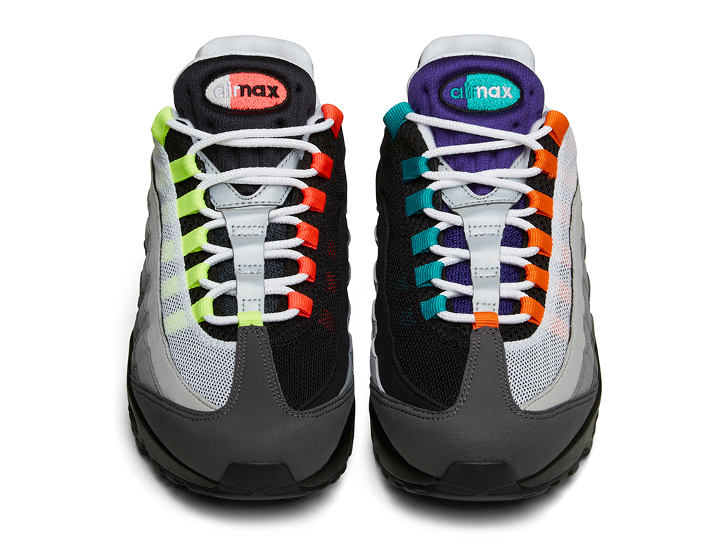 air max 95 couleur