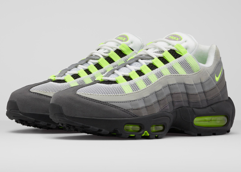 latest design outlet store sale new collection Nike Air Max 95 OG 'Neon'