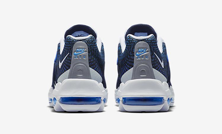 nike air max 95 ultra jacquard bleu