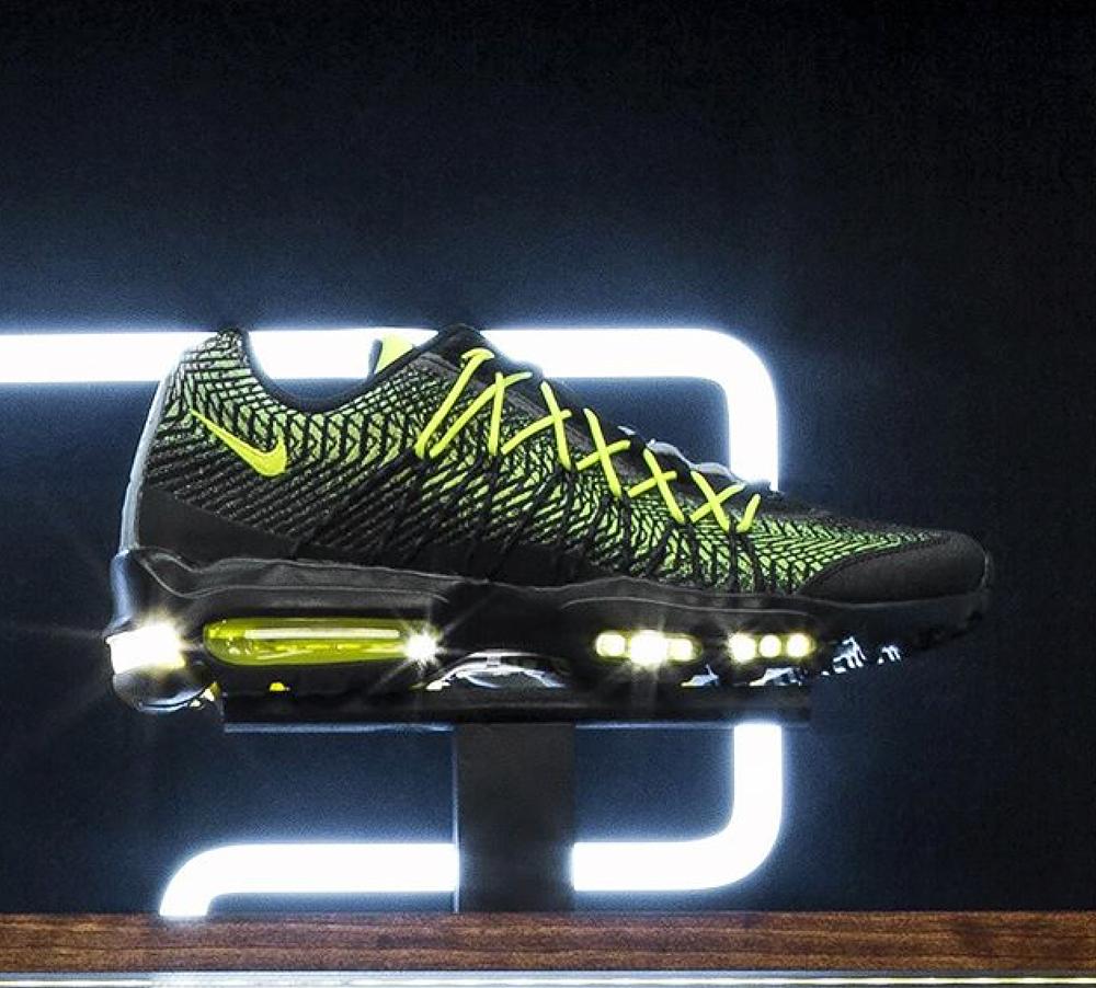 076e672ea Nike Air Max 95 Ultra Jacquard