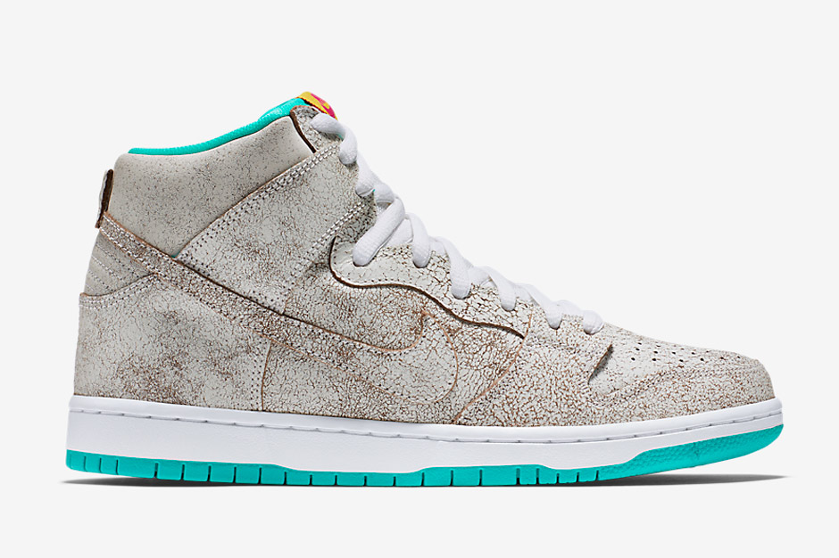 nike sb dunk high homme