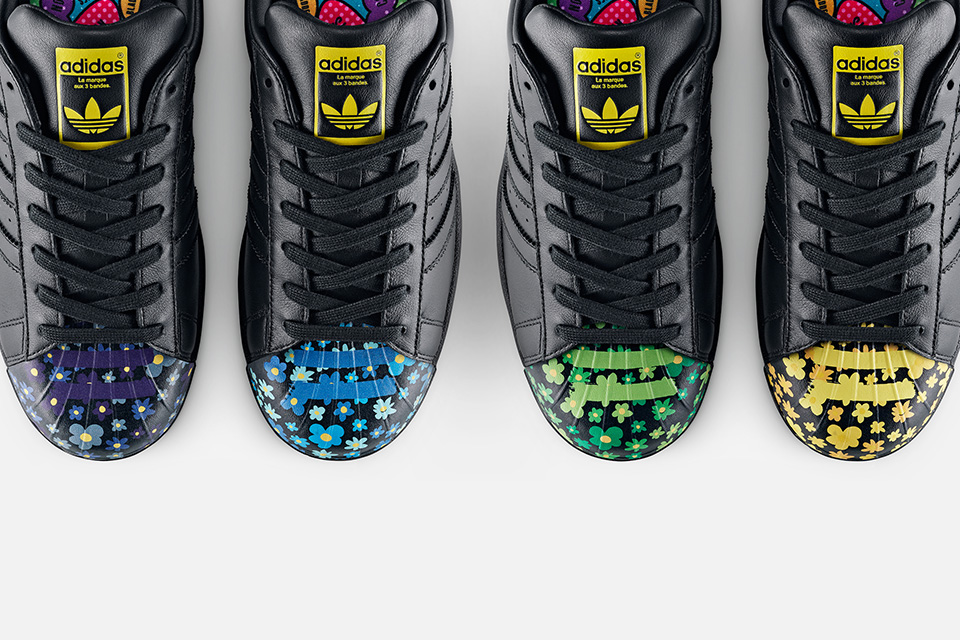 pharrell williams x adidas superstar supershell collection le site de la sneaker. Black Bedroom Furniture Sets. Home Design Ideas