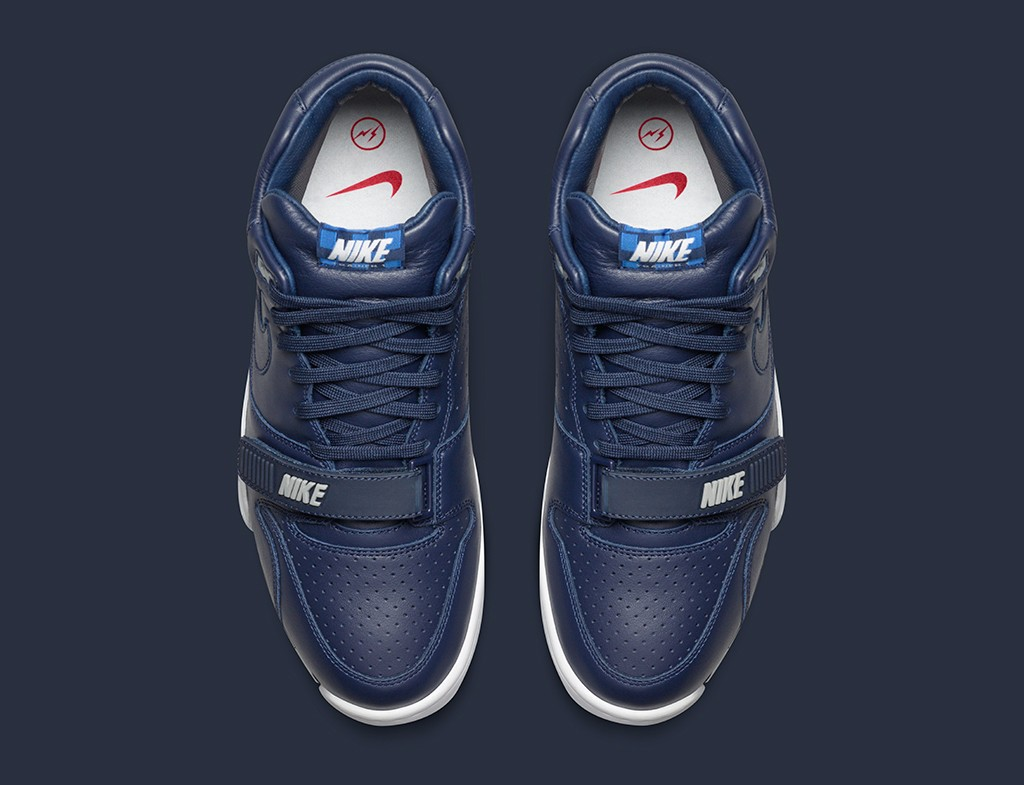 quality design f46f3 32fe6 fragment-nike-air-trainer-1-mid-us-open-