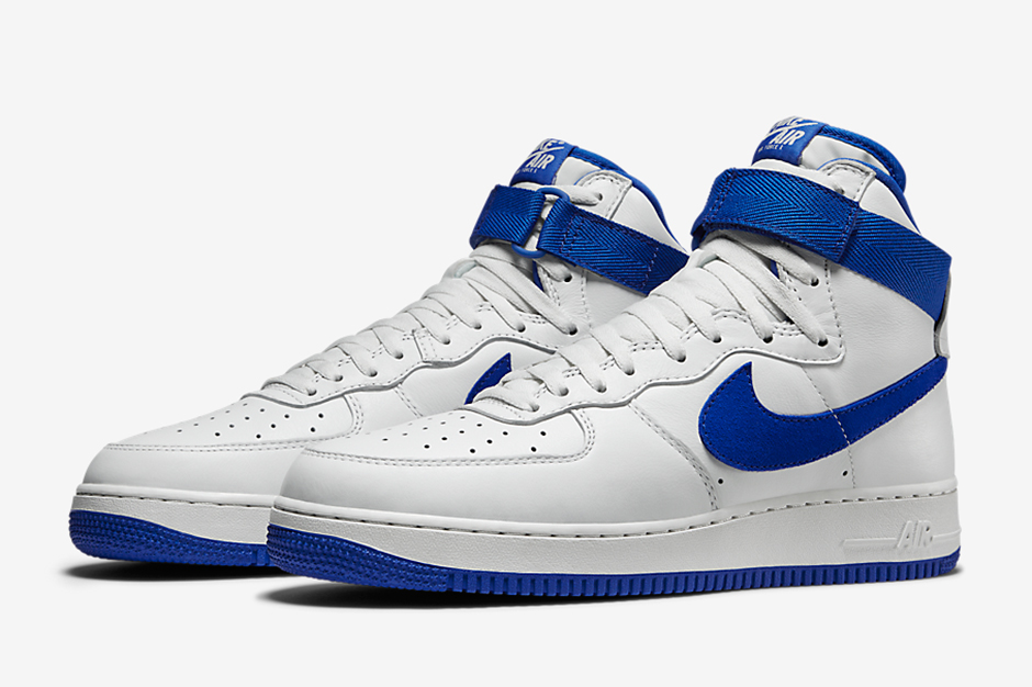 Nike High Retro Force 1 Royal Air Game b6ygYf7v