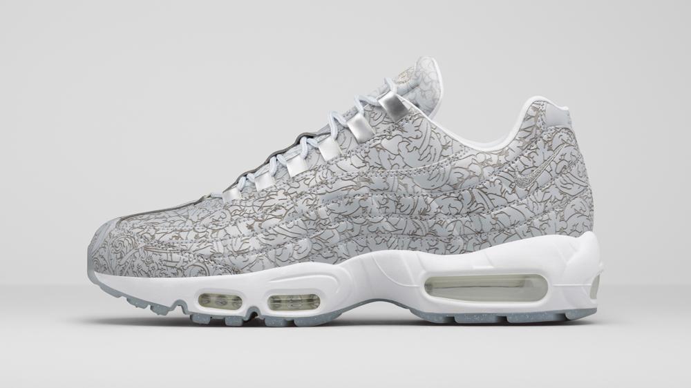 air max 95 gris clair