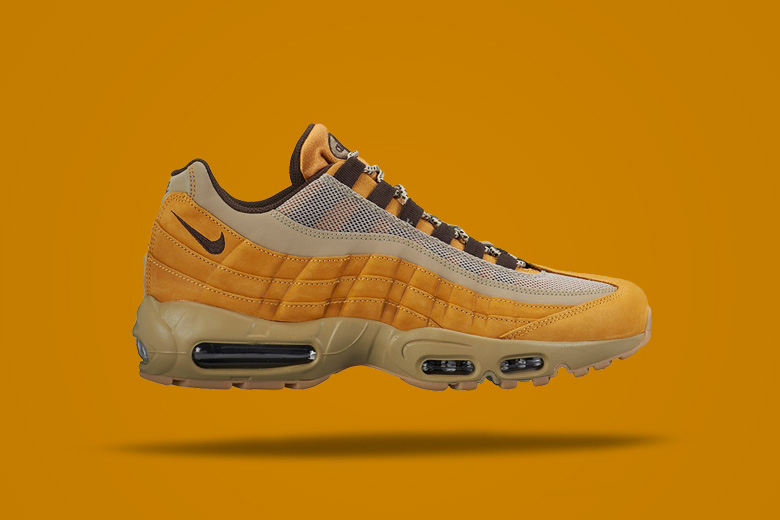 promo code 27882 ea6ea ... spain nike air max 95 wheat automne 2015 7152a c8a81