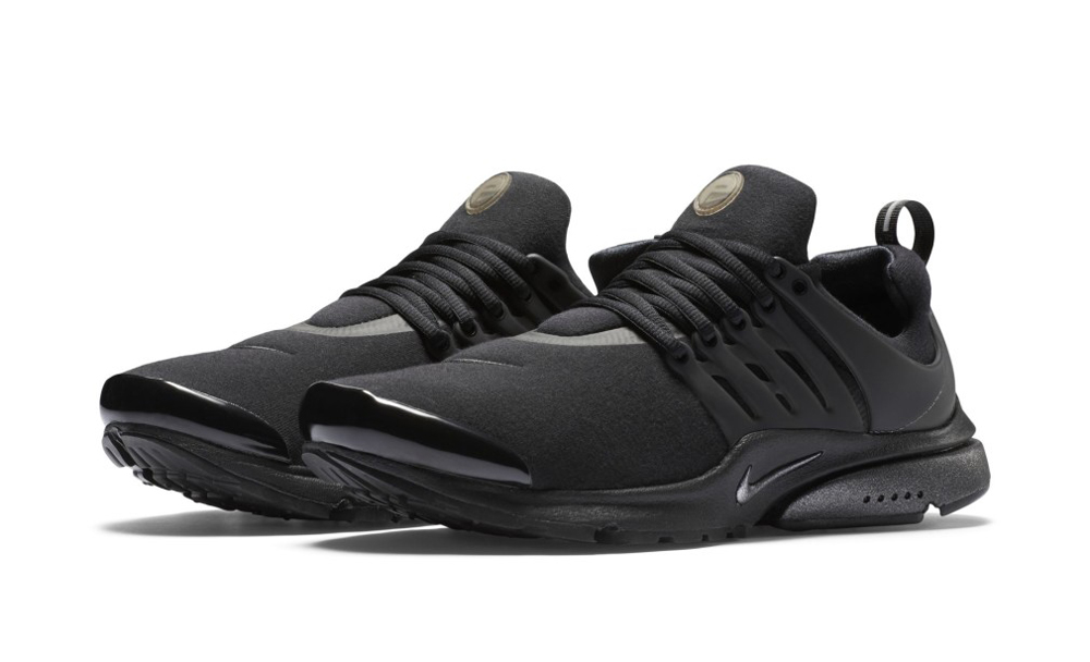 site réputé 0a581 d9efc Restock Nike Air Presto TP 'Tech Fleece' Black