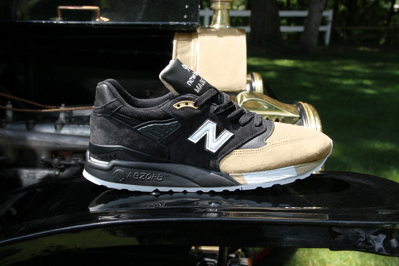 NEW BALANCE - Sneakers 998 pour homme 0Ttqs